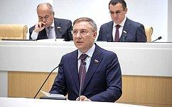 СФ одобрил закон обисполнении бюджета Фонда социального страхования Российской Федерации за2018год