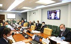 Профильный Комитет СФ поддержал закон обустановлении ответственности третейских судей закоррупцию