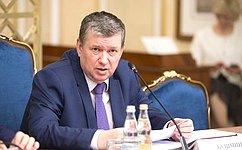 Е.Бушмин: Совет Федерации считает развитие региональных банков государственным приоритетом