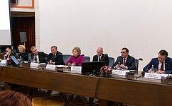 В. Матвиенко: Урегионов должно быть полное понимание того, как будут финансироваться национальные проекты
