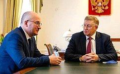 Челябинская область обладает значительным научным потенциалом— О.Цепкин