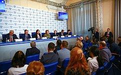 В.Матвиенко: Межпарламентская Ассамблея СНГ стала эффективной структурой напостсоветском пространстве