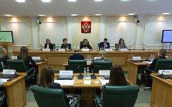 Женское предпринимательство приобретает всё больший вес врешении экономических задач— В.Матвиенко