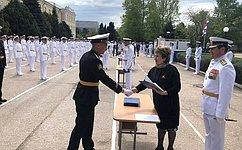 Екатерина Алтабаева вДень Победы приняла участие впраздничных мероприятиях
