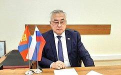 Б. Жамсуев: Бурятский международный фестиваль «Алтаргана» стал символом единения народов