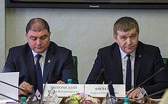 Комитет СФ поэкономической политике обсудил перспективы создания особой экономической зоны «Серп иМолот» вОрловской области