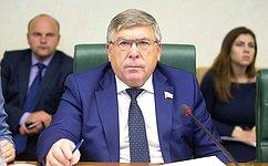 В.Рязанский: Необходимо вернуть доверие населения котечественной медицине