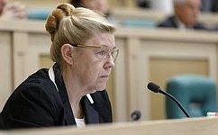 Е.Мизулина внесла законопроект, упорядочивающий процесс корректирования УПК РФ