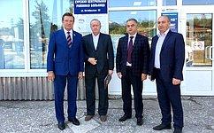 С. Рябухин: Необходимо продолжать уделять пристальное внимание состоянию медицинских учреждений Ульяновской области