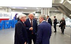 А.Кондратенко поздравил финалистов регионального кадрового форума «Лидеры Кубани. Движение вверх»