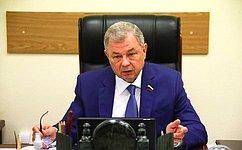 ВСовете Федерации состоялся «круглый стол» повопросу противодействия «серым» заработным платам