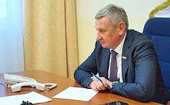 С. Муратов обсудил наприеме граждан благоустройство территорий иподдержку ветеранов