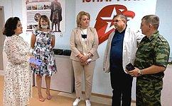 Л. Гумерова: Республика Башкортостан активно подключилась кфедеральной программе реконструкции школ