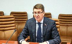 А. Шевченко провел «круглый стол» поорганизации взаимодействия управляющих компаний сгражданами
