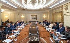 В.Матвиенко: ВСовете Федерации рассчитывают навозобновление полноценного диалога сМолдавией