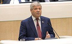 Ю. Неёлов: Все замечания членов СФ учтены при доработке Министерством транспорта правил воздушных перевозок