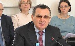 Субъекты Федерации должны иметь враспоряжении достаточный объем средств для выполнения расходных обязательств— Н.Федоров