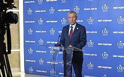 А. Климов: Существуют признаки вмешательства извне вовнутренние дела РФ впериод подготовки Единого дня голосования