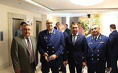 И. Зубарев: Комитеты Совета Федерации поддержали кандидатуру Дмитрия Харченкова для назначения надолжность прокурора Республики Карелии