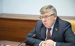 В. Рязанский принял участие впраздновании 25-летия Курской областной Думы