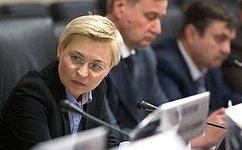 Л.Бокова: Анонимную инелегальную продажу сим-карт необходимо пресечь законодательно