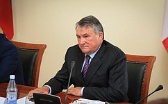 Ю. Воробьев: Когда мы вместе, кризисы нестрашны
