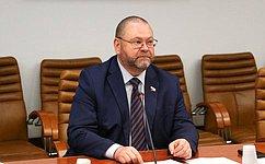 Комитет СФ пофедеративному устройству, региональной политике, местному самоуправлению иделам Севера обсудил ряд законопроектов