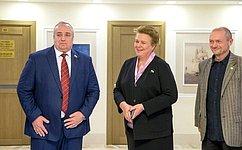 ВСовете Федерации открыта выставка работ смоленских художников