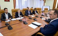 Эксперты Временной комиссии поразвитию информационного общества внесут свои предложения кпостановлению Правительства