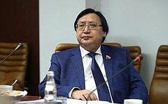 А. Акимов: Арктика имеет особое значение для развития национальной экономики иобеспечения безопасности нашей страны