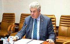 В. Бондарев: Помимо конкретных цифр развития Вооруженных Сил России необходимо оценивать еще идинамику их роста