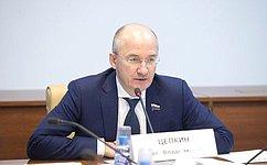 О. Цепкин обсудил сжителями Челябинской области вопросы ЖКХ, тарифного регулирования иблагоустройства территорий