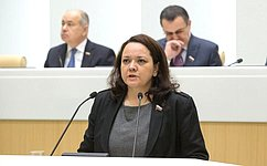 Сенаторы поддержали поправки вФедеральный закон «Огосударственной социальной помощи»