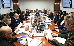 Вопросы нормативно-правового обеспечения территориальной обороны вРоссийской Федерации обсудил профильный Комитет СФ