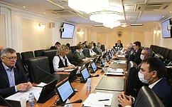 Комитет СФ понауке, образованию икультуре рассмотрел ряд федеральных законов