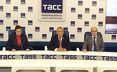 Е. Борисов выступил врамках экспертной дискуссии III Северного форума поустойчивому развитию
