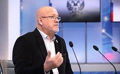 А.Соболев: Гуманитарное взаимодействие жителей Русского мира будет расширяться