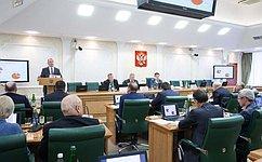 Комитет СФ побюджету ифинансовым рынкам обсудил обеспечение сбалансированности бюджетов регионов напримере Алтайского края