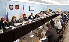 Ю.Вепринцева: Тульская область обладает большим туристским потенциалом