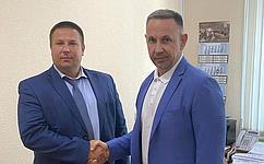 О. Алексеев: Уборочная кампания вСаратовской области идет высокими темпами