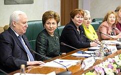 ВСовете Федерации состоялась встреча спобедителями конкурсов Общероссийской Ассамблеи женщин-руководителей
