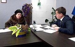 Темы, затронутые наприеме граждан воВладимире, будут находиться наконтроле дополучения конкретного результата— А.Пронюшкин