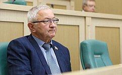 М. Дидигов представил законодательные предложения всфере безопасности при использовании внутридомового газового оборудования