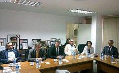 К. Косачев: Начавшаяся нормализация кубинско-американских отношений– безусловная победа кубинского народа