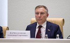 Важно закрепить вКонституции молодежную политику как предмет совместного ведения РФ иее субъектов— А.Варфоломеев