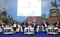 Нужно максимально использовать потенциал российской научно-технологической диаспоры винтересах развития России— К.Косачев