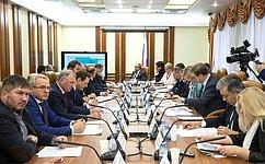 ВСФ обсудили вопросы ликвидации последствий негативного воздействия отходов наозеро Байкал