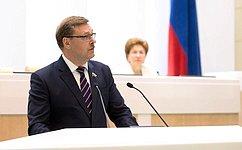 Совет Федерации обратился кПрезиденту РФ всвязи спринятием Польшей закона опамятниках имемориалах советским воинам
