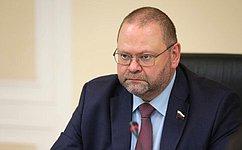 О. Мельниченко: Плановые проверки деятельности жилищно-строительных кооперативов необходимо исключить
