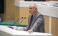 Требования ораскрытии информации невполной мере соотносятся собъемом санкционного давления нароссийских эмитентов— А.Клишас